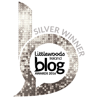Blog Awards Silver Winner
